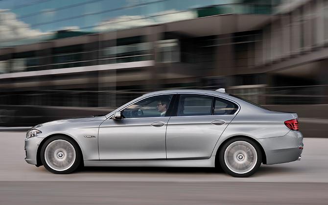 BMW 5 Series Performance
