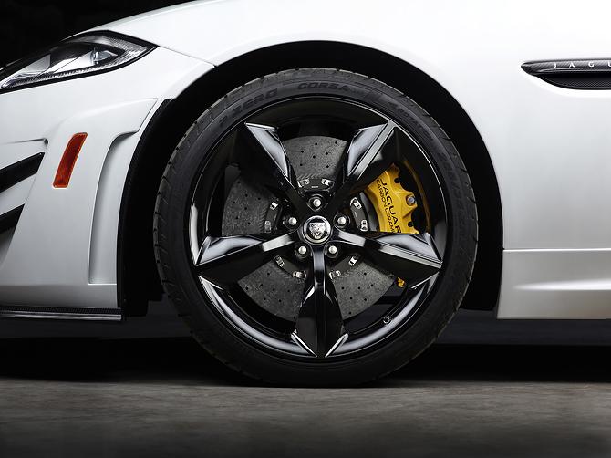 Jaguar XKR-S GT Wheels