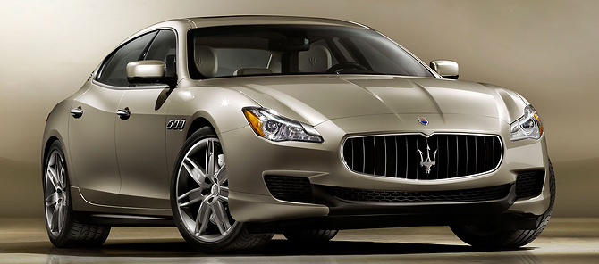 Maserati Quattroporte Limited Edition