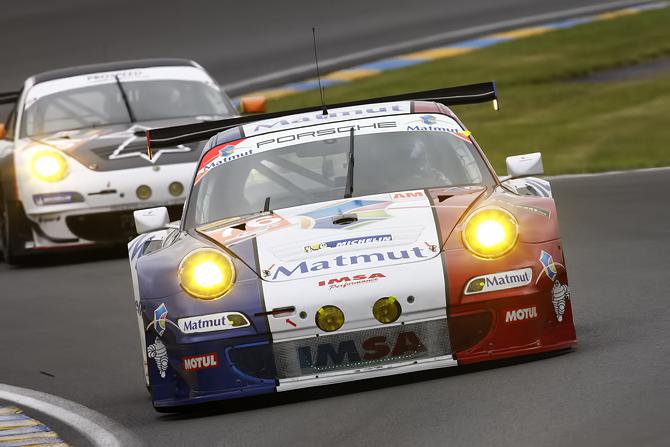 Porsche 911 RSR - 24 Hours of Le mansM13_1556_fine