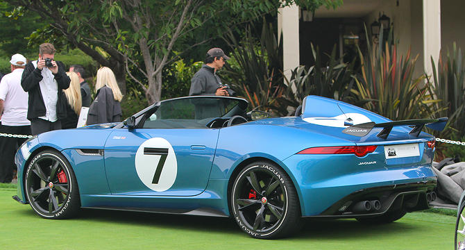 jaguar project 7 2014