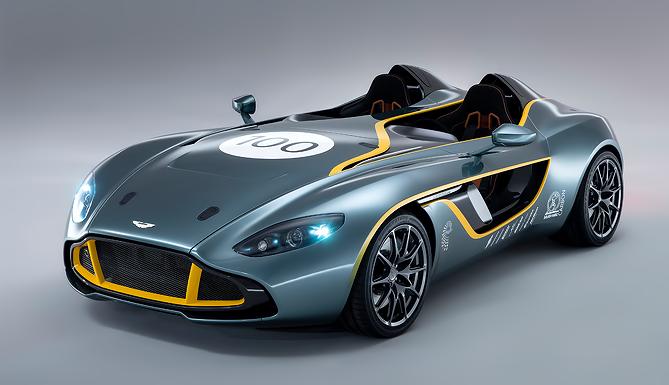Aston Martin CC100 Concept Car