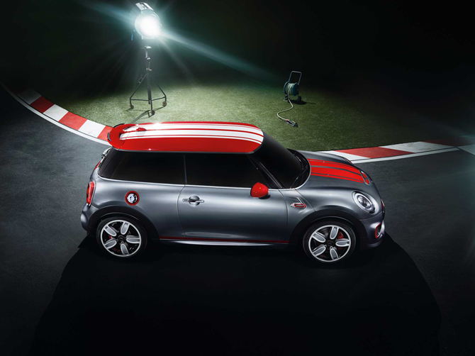 The new MINI: more innovations, more space,
