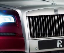 Geneva Auto Show ROLLS-ROYCE GHOST SERIES II