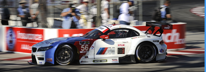 BMW at Long Beach Grand Prix