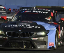 BMW at Long Beach Grand Prix