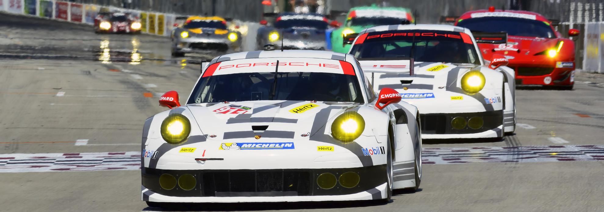 Long Beach Grand Prix Racing