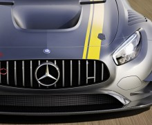Mercedes-Benz AMG GT3 Review