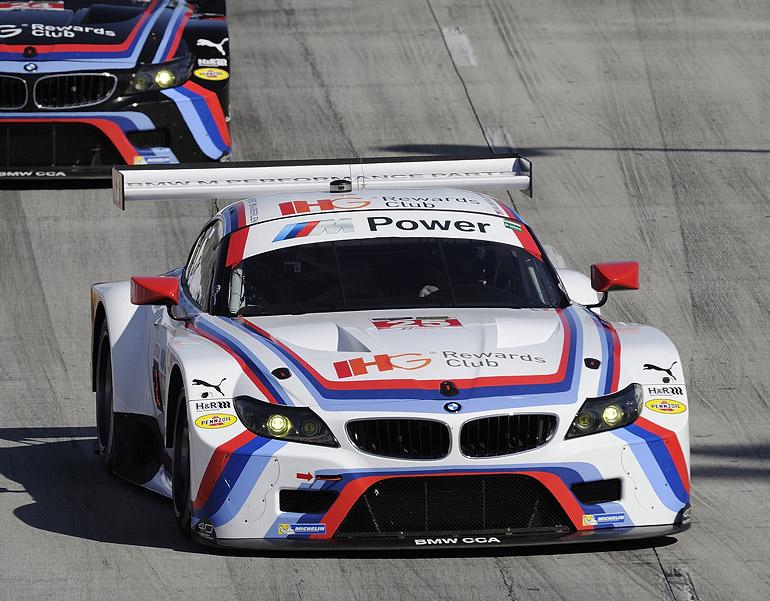 BMW Team RLL Wins