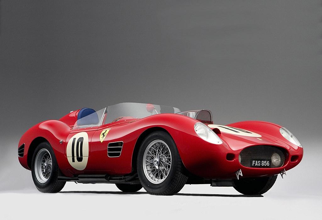 ferrari racing history 250 GTO