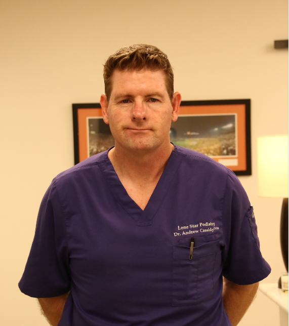 Dr. Andrew Cassidy