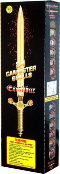 Excalibur - Excals - Best In The World - Reloads - Reloadables - Mortars - Fireworks