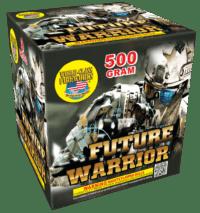 Future Warrior - 9 Shots - 500 Gram - Fireworks
