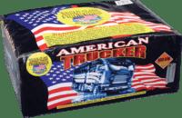 American Trucker - 49 Shots - 500 Gram Aerials - Fireworks