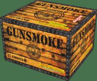 Gunsmoke - 27 Shots - 500 Gram Aerials - Fireworks