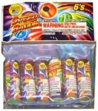 Speed Balls - Sky Flyer - Helicopter - Fireworks