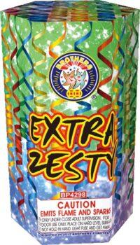 Extra Zesty - Fountains - Fireworks