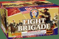Light Brigade - 42 Shots - 500 Gram Aerials - Fireworks