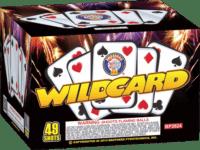 Wildcard - 49 Shots - 200 Gram Aerials - Fireworks