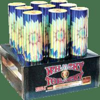 Whacky Tobacky - 500 Gram Aerials - 9 Rack - 3 Inch - Fireworks