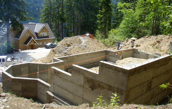 Concrete Foundations