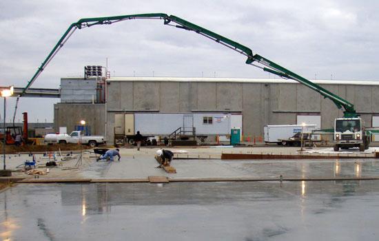 Commercial Concrete Contractor
