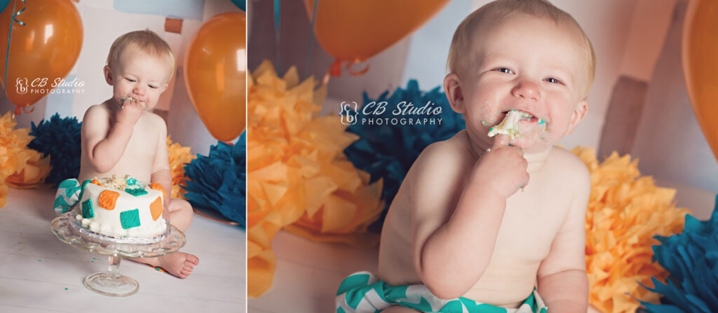 Baby Brantley is 1 Year!
