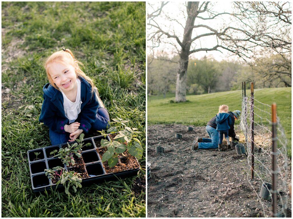Behounek Garden 2019 | Iowa Photographer | CB Studio