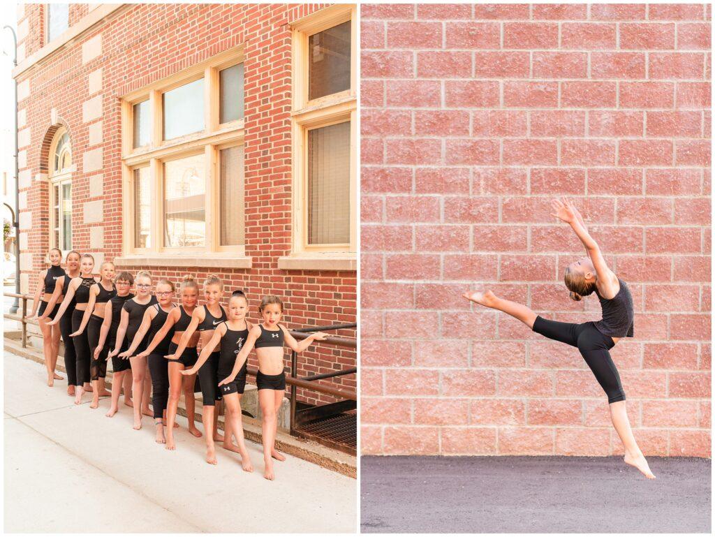 Dance photos, poses, photography, portraits | Energy Dance and Tumbling Company | Iowa Photographer | CB Studio