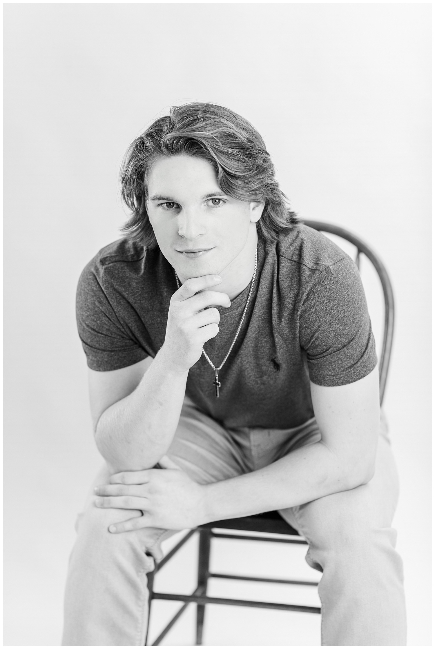 Senior Hayden from Iowa Class of 2021 | CB Studio