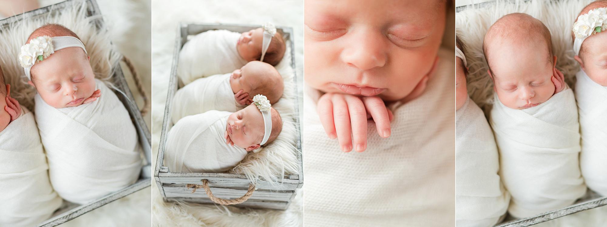 Baby Emery, Turner & Lydia!