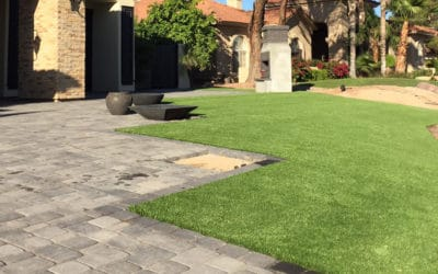 Fall is ideal time to install artificial turf and take advantage of cool temperatures in AZ