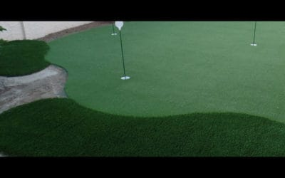 Creative uses of artificial turf for commercial landscaping: from rooftops to sidewalks