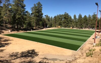 Communities find artificial turf installation an excellent alternative to grass for sports fields