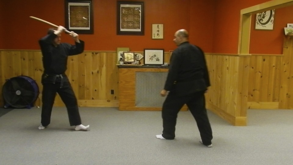 Studying martial arts for personal protection