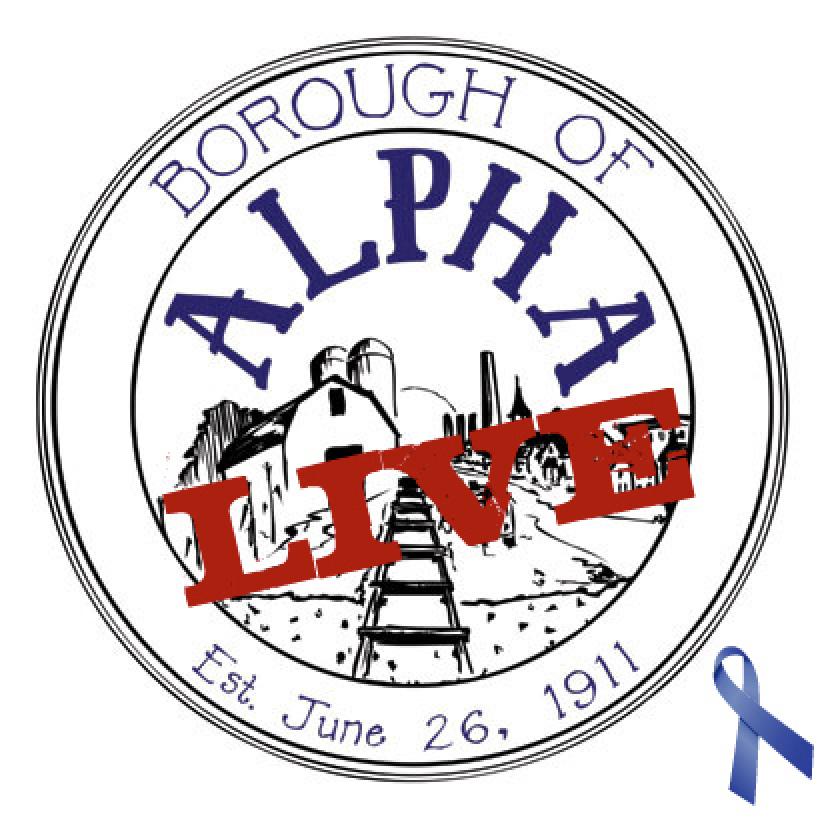 Borough of Alpha, NJ.