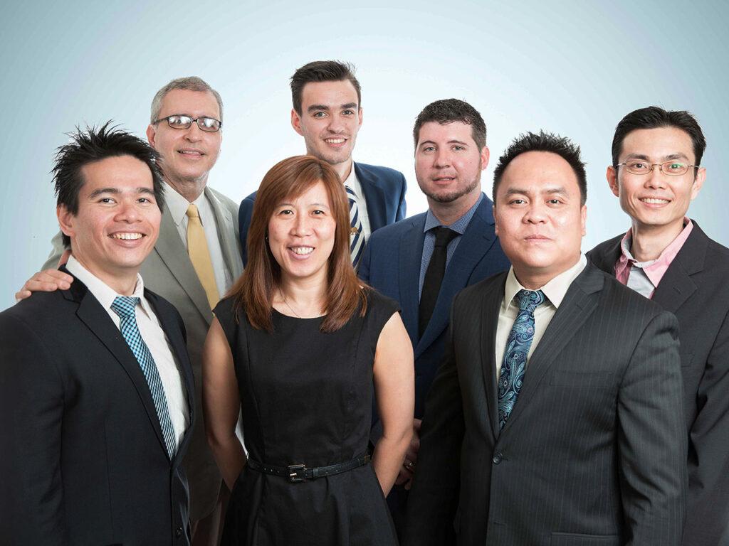 Team of Broadway Energy US