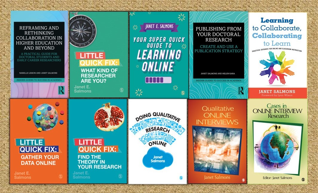 Books for academic writers and researchers