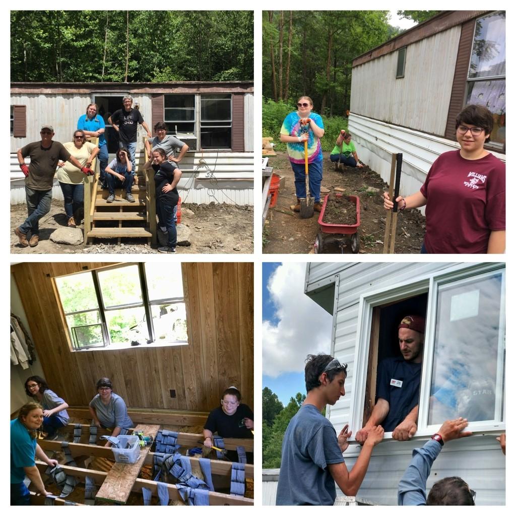 Appalachia Service Project GoFundMe Page