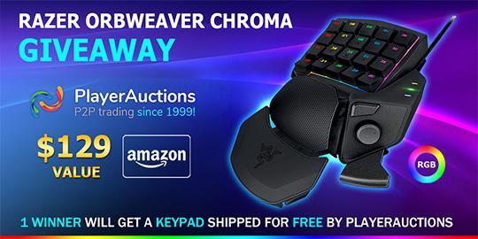 Razer Keypad