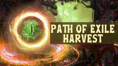 Path of Exile Harvest League