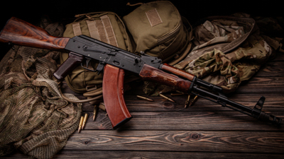 Call of Duty Black Ops Cold War AK-47 Setup