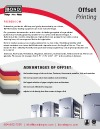 BOND Offset Printing