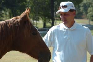 arthur&horse