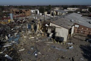Houston fatalities explosion