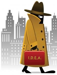 Thought Squad Spy logo