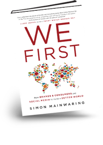 we first book