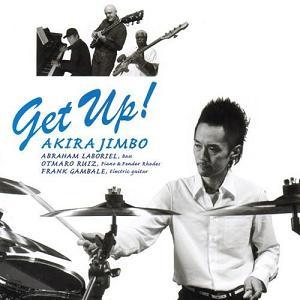 Akira Jimbo - get up