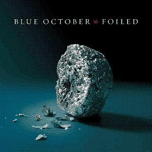Blue October Foiled