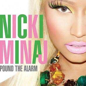 Nicki-Minaj---Pound-The-Alarm